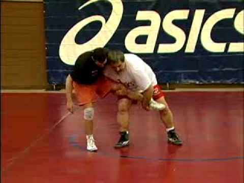 Bruce Baumgartner:  Blueprint for Heavyweight Technique - From the Feet