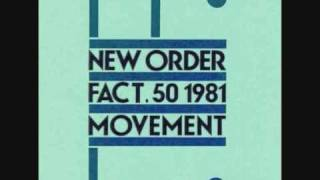 New Order - Chosen Time