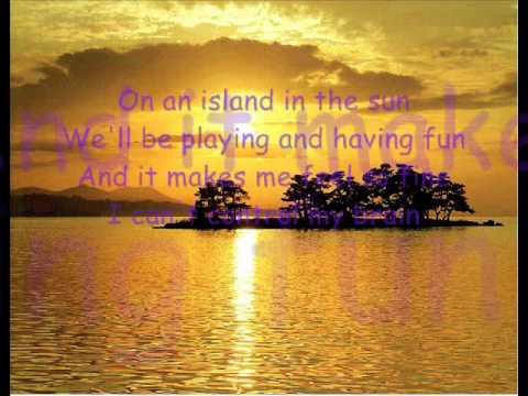 Weezer - Island In The Sun - Lyrics - YouTube