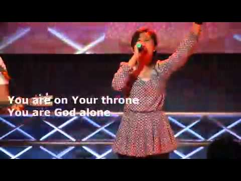 You are God alone - His Life City Church