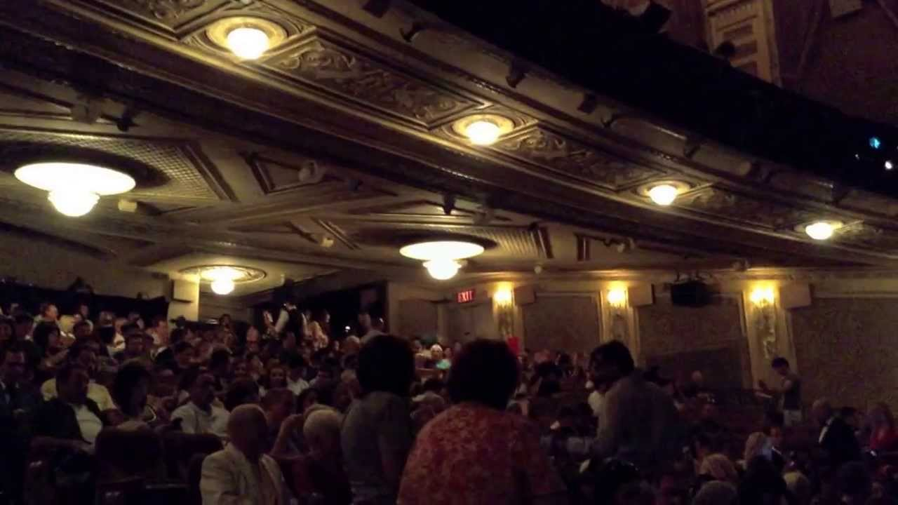 The Phantom Of The Orera At The Majestic Theatre Youtube