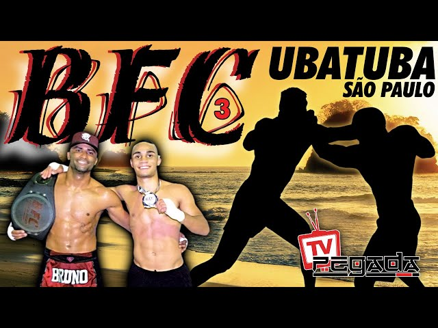 Beach Fight Championship 3 - TV Pegada #183