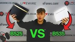 Huawei B535 VS Huawei B525   What's Better?