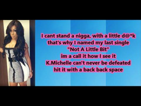 K.Michelle - Down In The DM (Lyrics) Remix