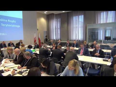 Posiedzenie plenarne KWRiST, 27 kwietnia 2016 r., Warszawa