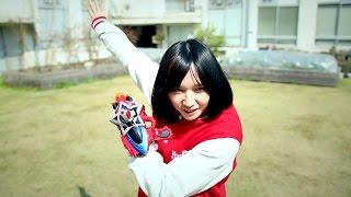 宇宙戦隊キュウレンジャーに変身&アクションしてみた   I tried transforming into Power Ranger(Kyu Ranger) thumbnail