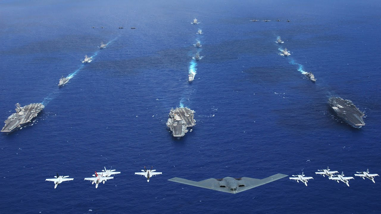 Animation shows the overseas attach from Navy Air Force 中国の海軍 ...