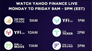 LIVE market coverage: Thursday, October 31, 2019 Yahoo Finance