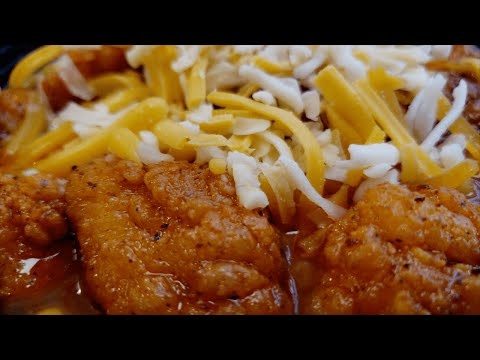 Why is KFC&39;s Spicy Famous Bowl So Delicious???