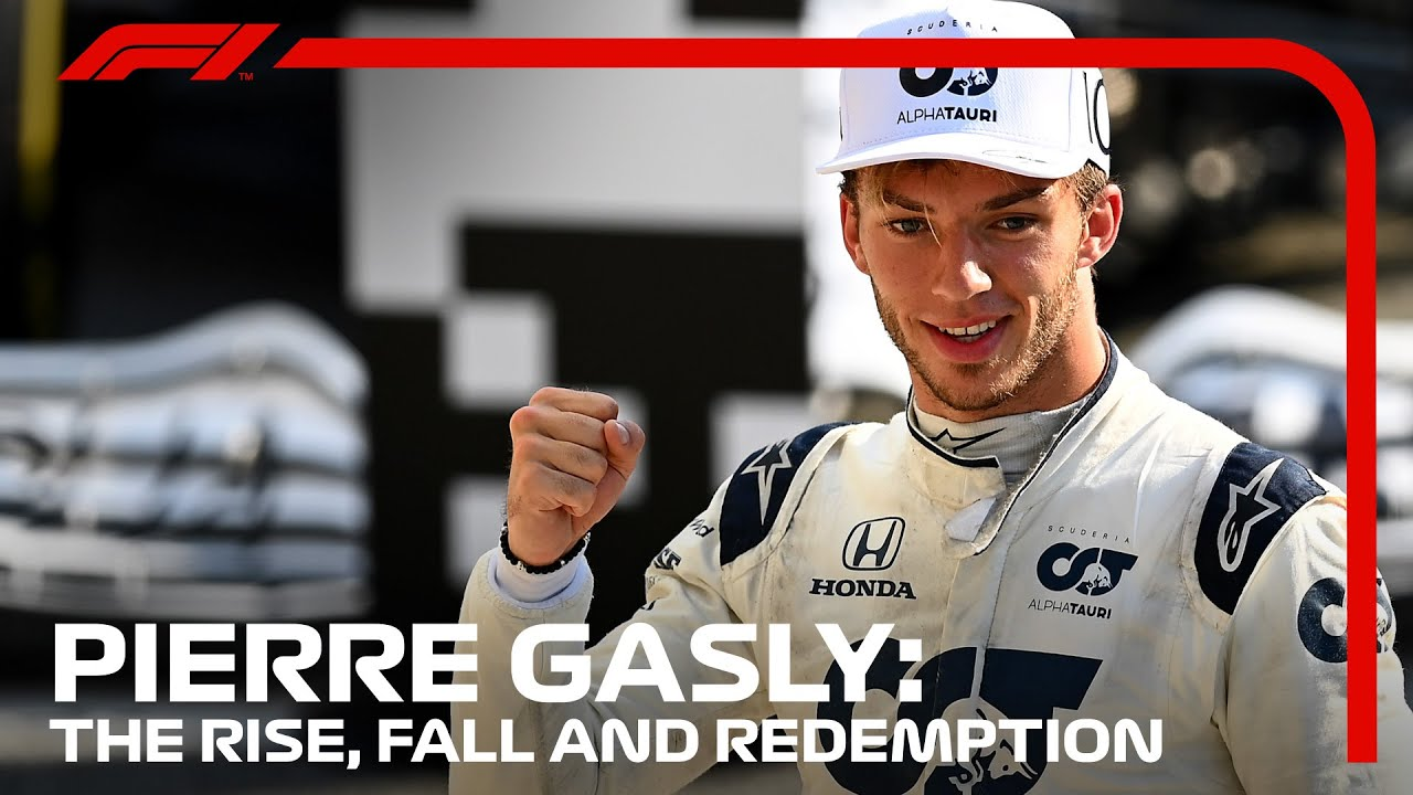 Redemption – The rise, fall, rise and rebirth of Pierre Gasly
