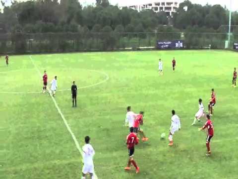China U23 VS Albania U23 1st half