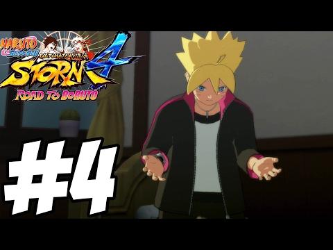 Naruto Storm 4: Road to Boruto Gameplay Walkthrough Part 4