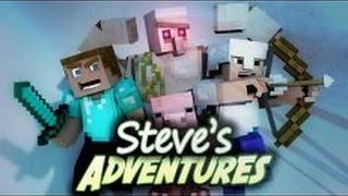 Приключения Стива 1-8 серии