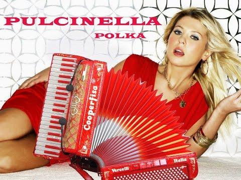 polka accordion PULCINELLA polca per ballo liscio da sala