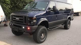 Blue CO E350 4x4