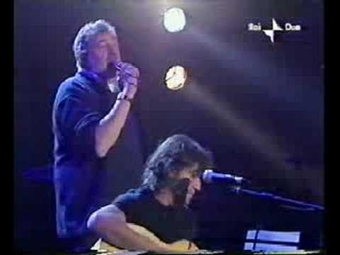 Ligabue & Guccini Live - Ho ancora la forza (Audio OK)