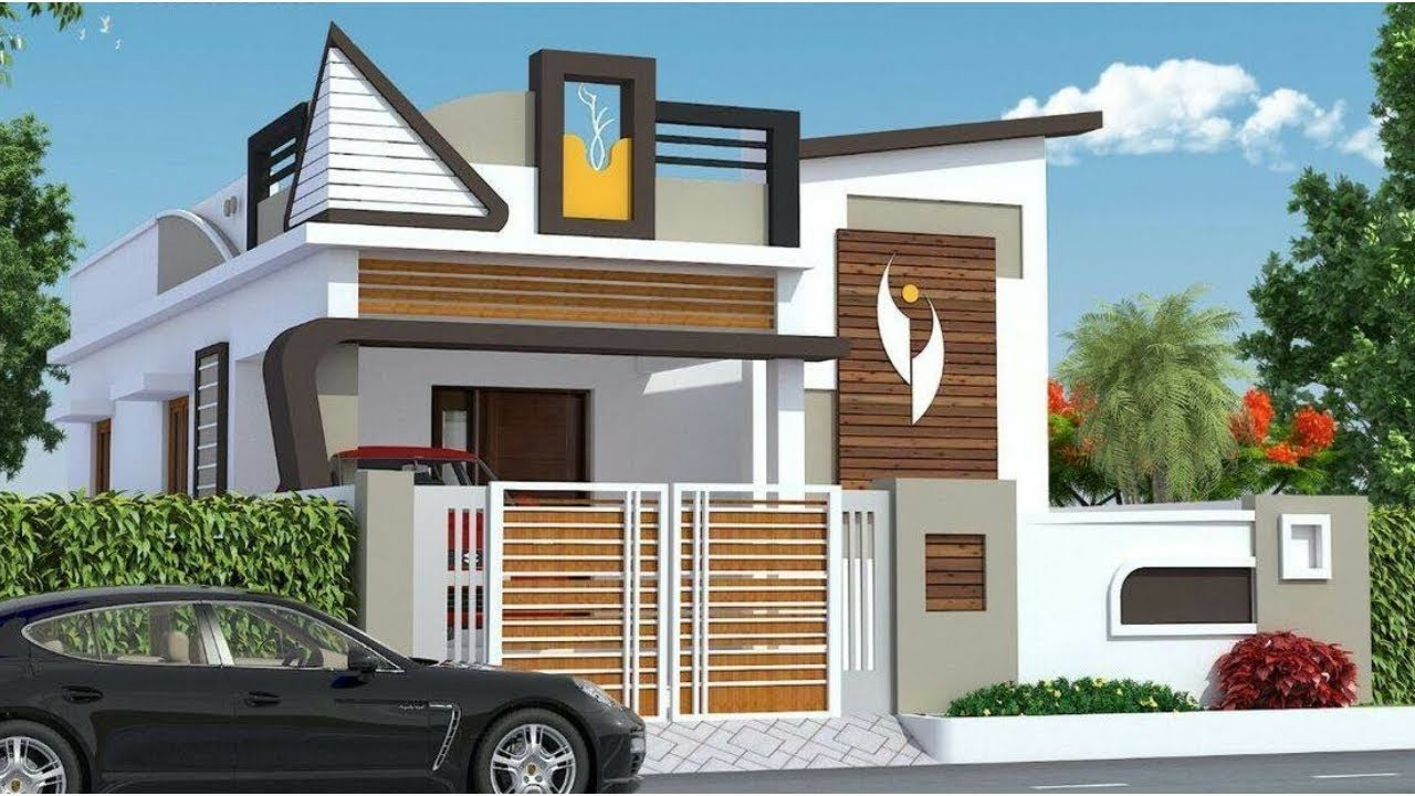 30 Latest Single Floor House Design