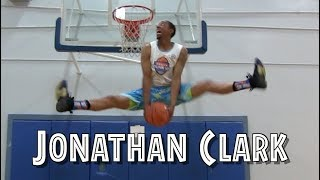 Jonathan Clark SICK Dunks @ DunkMS Event! Video