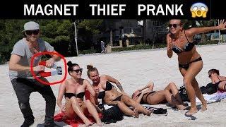 Iphone Thief Prank  -Julien magic