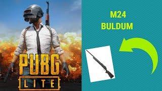 M24 BULDUM 👏😉 PUBG LİTE