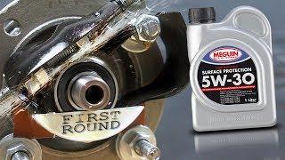 Meguin Surface Protection 5W30 Jak skutecznie olej chroni silnik?