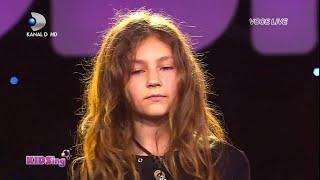 Milena Ordean canta Ziua Vrajitoarelor - Auditii Saptamana 2 - KIDSing 2014