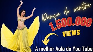 Curso de dança do ventre online 1º aul...
