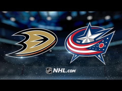Anderson, Panarin lead Blue Jackets past Ducks, 4-2