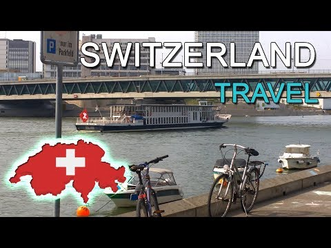 Travel in Switzerland Full HD - Travel Vlog in Switzerland, Basel City and The River Rhine 1080p