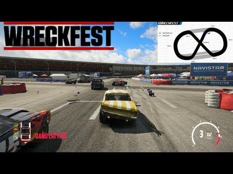 WRECKFEST (PC) #2 - El Ocho de la muerte || Gameplay en Español