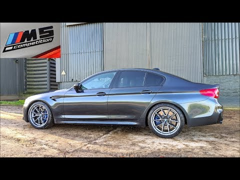 SO MUCH WANT! BMW M5 Competition