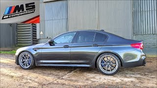 SO MUCH WANT! 2020 BMW M5 Competition