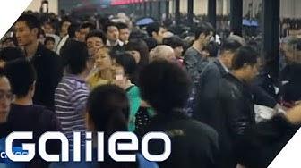 Chongqing: Die größte Metropole der Welt   Galileo   ProSieben