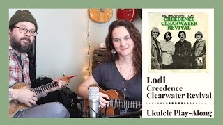 Lodi - Creedence Clearwater Revival - Ukulele Play-Along