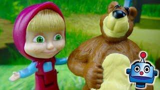 masha y el oso casa de oso