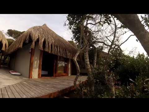 aloha beach villa ponta mamoli