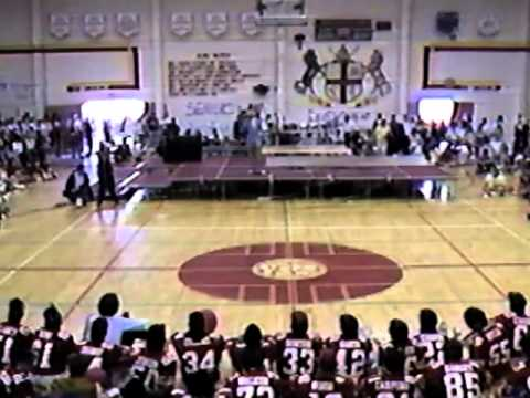 Loara High School 1989 Homecoming Assembly