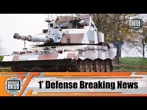 New Challenger 2 Streetfighter Main Battle Tank MBT British Army Royal Tank Regiment United Kingdom