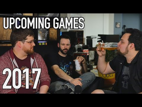 WASD: Our Anticipated Games of 2017