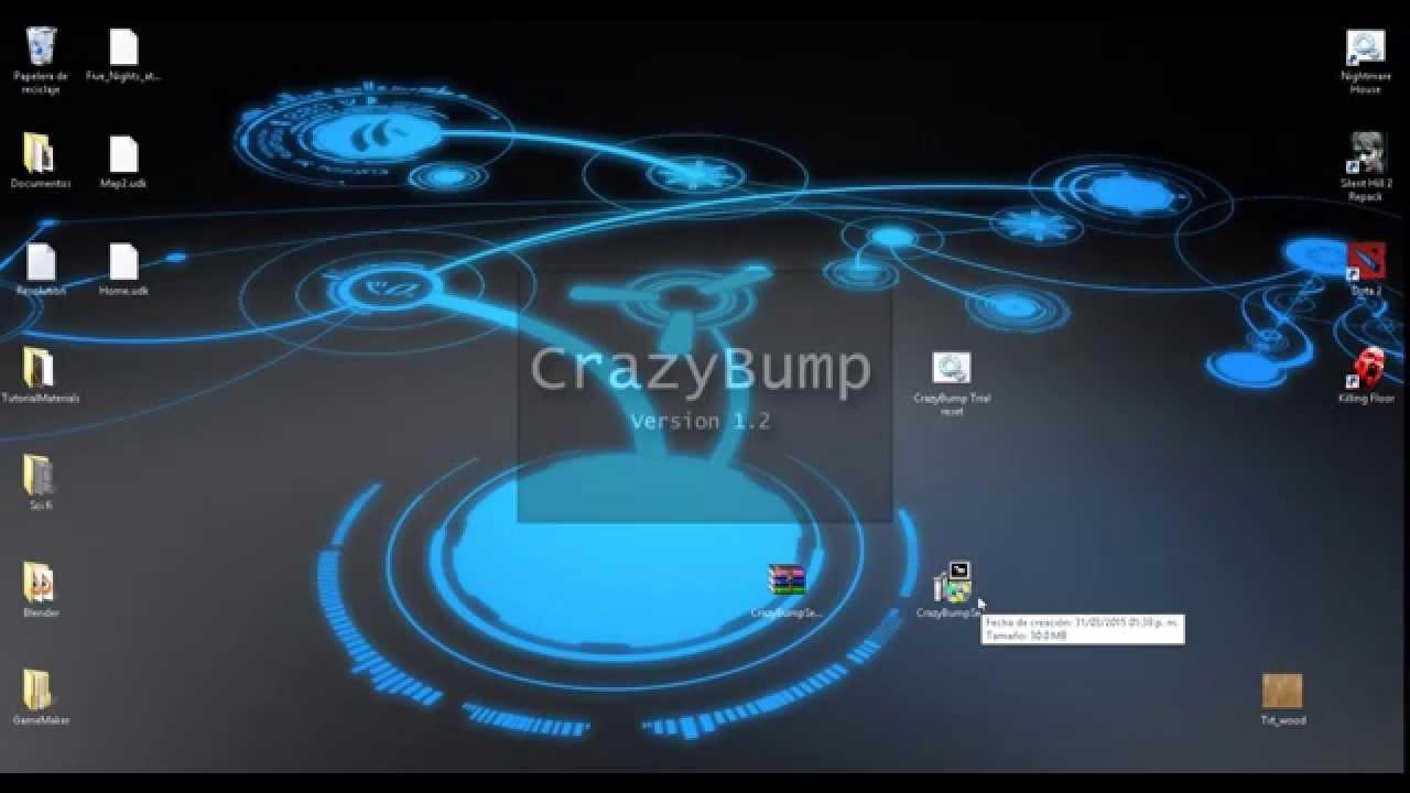 crazybump + crack скачать