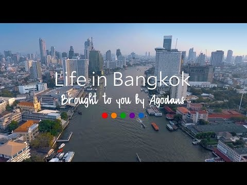 Life In Bangkok - Brought To You By Agodans