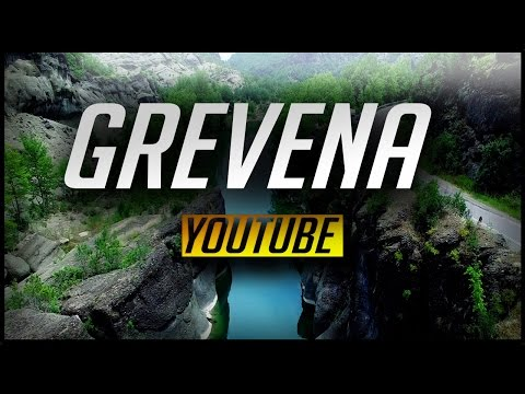 Grevena 4K (Part of Greece 2016 Road Trip)