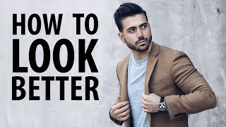 How to be More Attractive INSTANTLY | 5 Tips to be Better Looking | Life Hacks