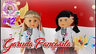 Belinda Bernyanyi #12 GARUDA PANCASILA - Lagu Anak Indonesia