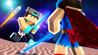 Minecraft - buffalo SABRES-LICHT (Duell)