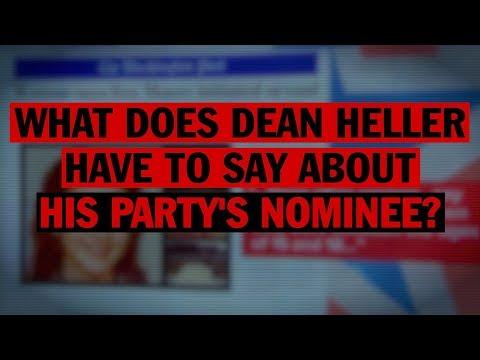 Dean Heller Refuses to Condemn Moore