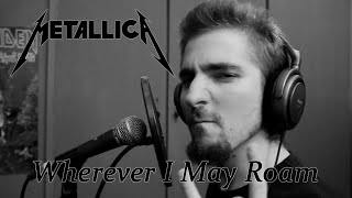 Metallica - Wherever I May Roam (Cover by Eldameldo)