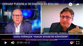 TÜRKİYE'DE HAKİM OLMAK-KONUK: İHRAÇ EDİLEN DİYARBAKIR 6. CEZA HAKİMİ R. FARUK GÜZEL- 07.11.2017
