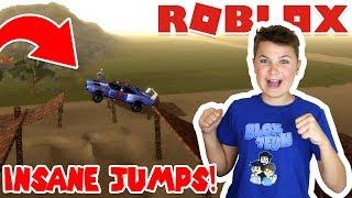 SUPER REAL CAR DRIVING in ROBLOX CAR SUSPENSION TEST (CRIMINALS VS COPS)