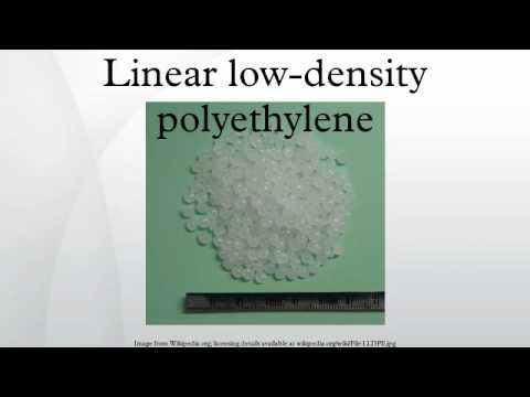 Linear low-density polyethylene
